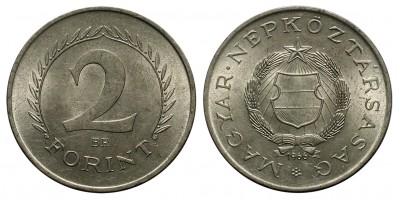 2 forint 1966