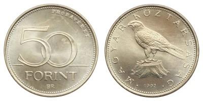 5 Forint 1992 Próbaveret