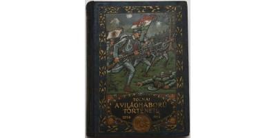 Tolnai A világháború története  1914-1915 I. kötet