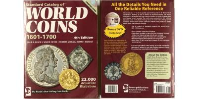 World coins 1601-1700 4.kiadás