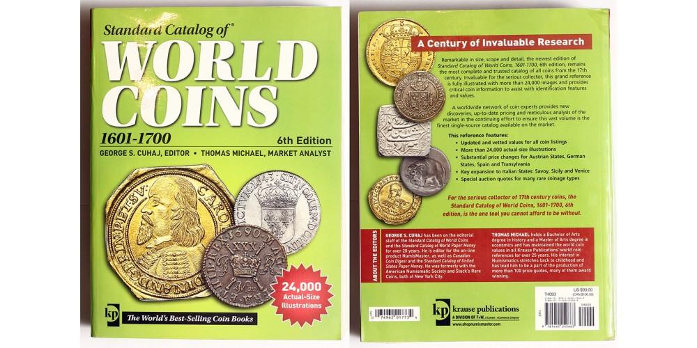 World coins 1601-1700 6.kiadás