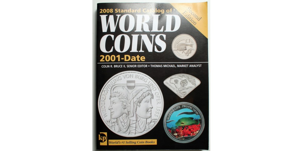 2008 Standard Catalog of World Coins 2001-Date, 2nd Edition