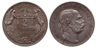 2 korona 1913 KB