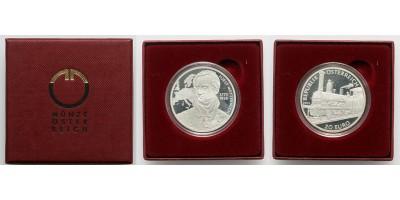 Ausztria 20 EURO 2003 Metternich