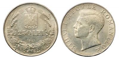 Románia 250 lei 1941