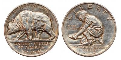 USA 1/2 dollár 1925 gyémánt jubileum