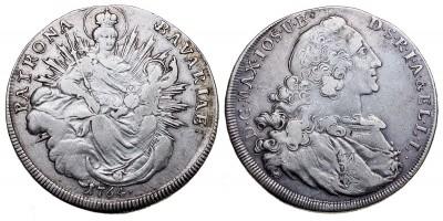Bajorország tallér 1764 A