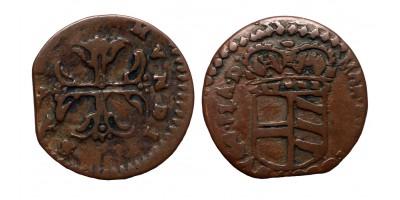 Olaszország Piacenza Mária Terézia sesino 1740-1744