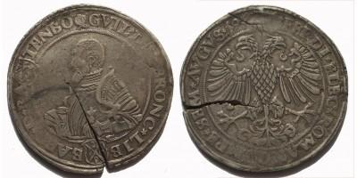 Hollandia Batenburg tallér 1559 I. Ferdinánd nevében R!