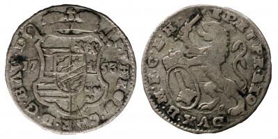 Belgium Lüttich / Liege escalin 1753