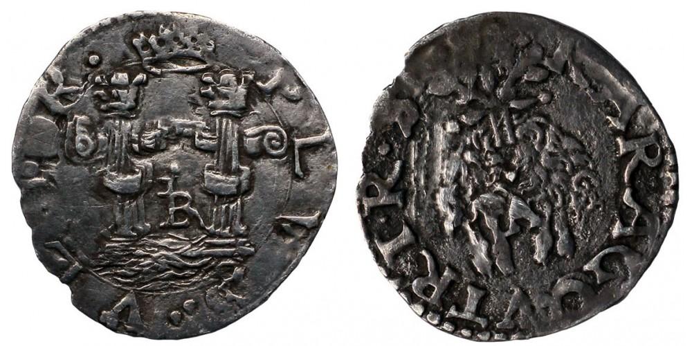 Olaszország Nápoly V. Károly 1516-56 Cinquina