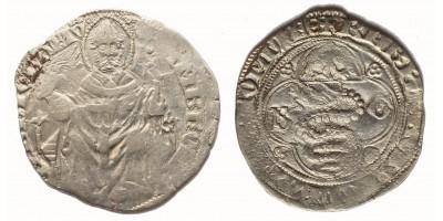 Olaszország Milánó Barnabo és II. Galeazzo Visconti 1354-78 garas