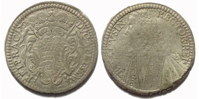 Raguza város tallér 1768