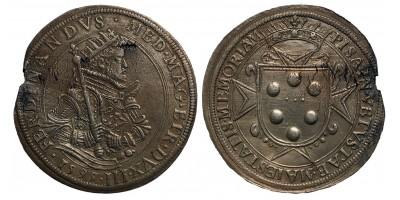 Olaszország Toszkána I. Ferdinando de Medici tallero 1595