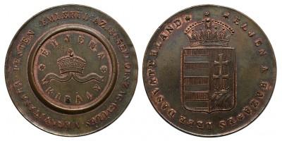 Országgyűlési emlék 1865 / Éljen a király