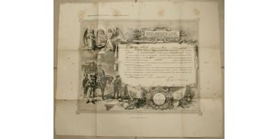 60. egri gyalogezred obsit 1911