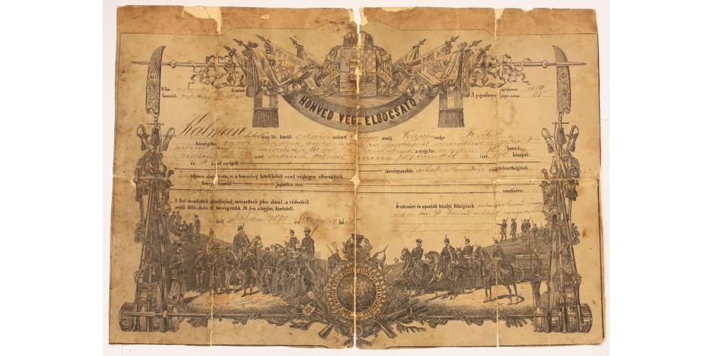Szekerész obsit 1880
