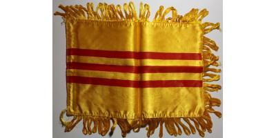 Dél-Vietnam ARVN asztali zászló R!