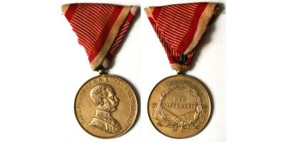 Ferenc József Arany Vitézségi
