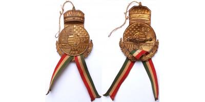 Honvéd csákó címer M 1869