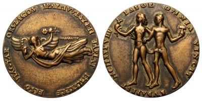 Első Magyar Országos Iparművészeti Tárlat Emlékére 1938