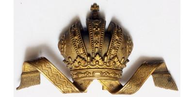 Osztrák-Magyar Monarchia császári korona applikáció hivatalos használatra