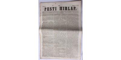 Pesti Hírlap 1843. március 16. szerkeszti: Kossuth Lajos