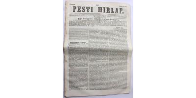 Pesti Hírlap 1843. április 6. szerkeszti: Kossuth Lajos