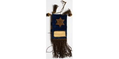 Judaika Izraelita Nőegylet Bálja 1889 táncrend