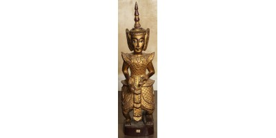 Thai templomi szobor 20. század eleje