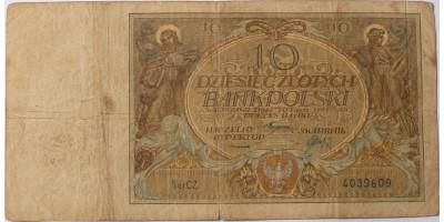 Lengyelország 10 zlotych 1926 R!