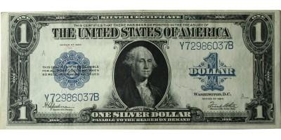 USA 1 dollár 1923 nagyalakú