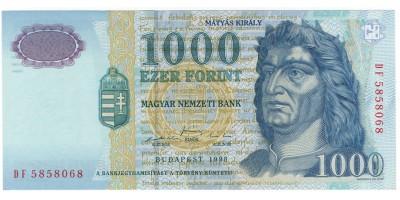 1000 Forint 1998
