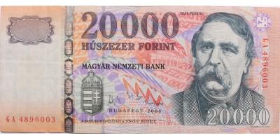 20000 forint 2006 GA
