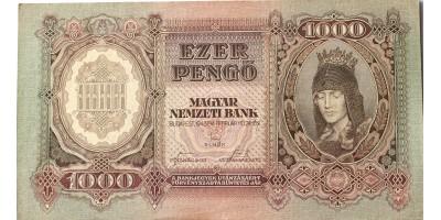 1000 pengő 1943