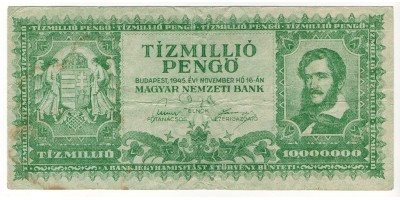 Tízmillió Pengő 1945