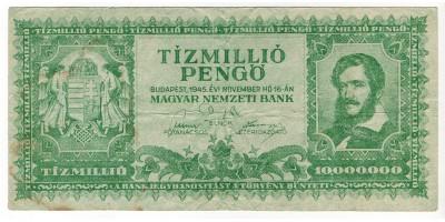 10 000 000 Pengő 1945