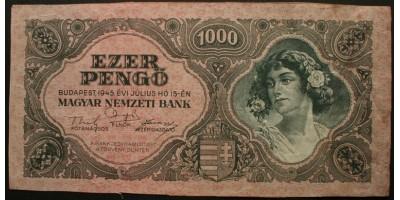 1000 pengő 1945