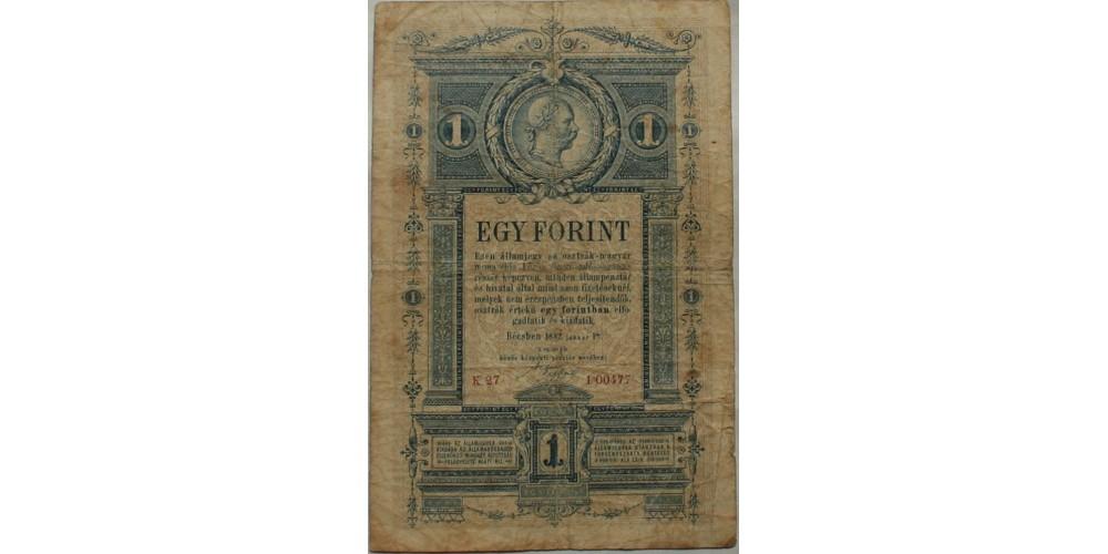 1 gulden 1882