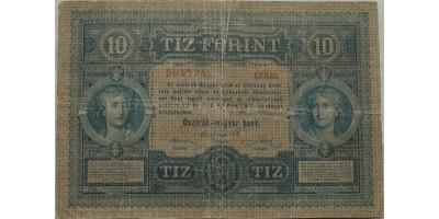 10 forint 1880