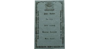 10 gulden 1806 formulare