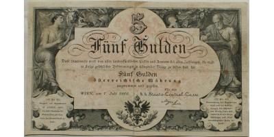 5 gulden 1866