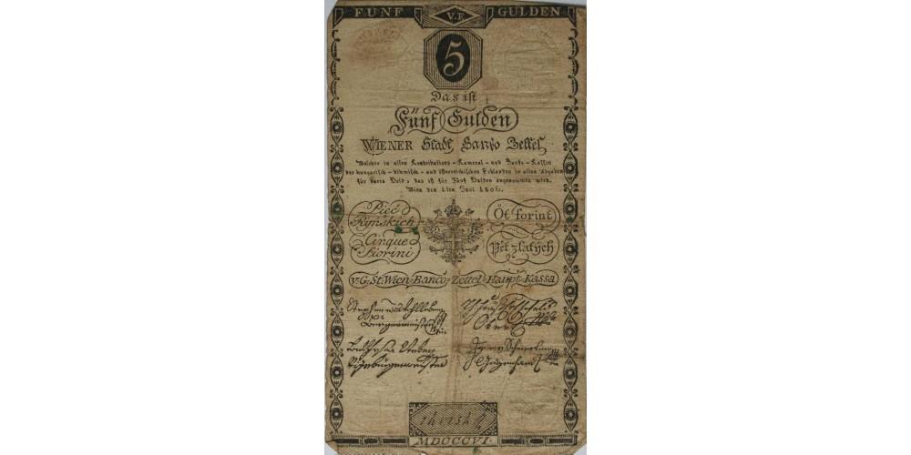 5 gulden 1806