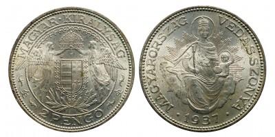 2 Pengő 1937
