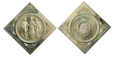 2 Pengő 1935 Pázmány Csegely