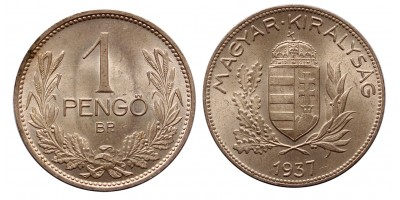 1 Pengő 1937