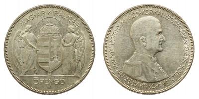 5 Pengő 1930