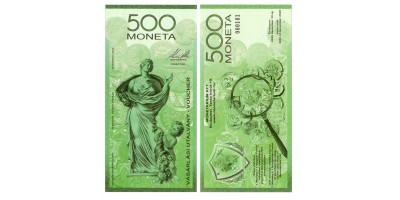 500 Moneta utalvány